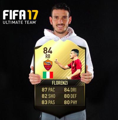 Florenzi FIFA 2016