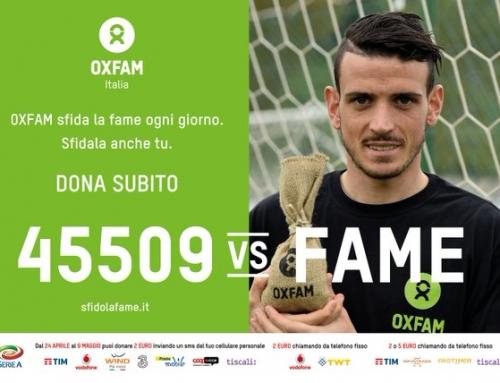 Florenzi per Oxfam