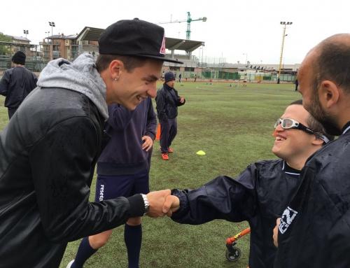 Daniele Baselli lancio social e testimonial Insuperabili