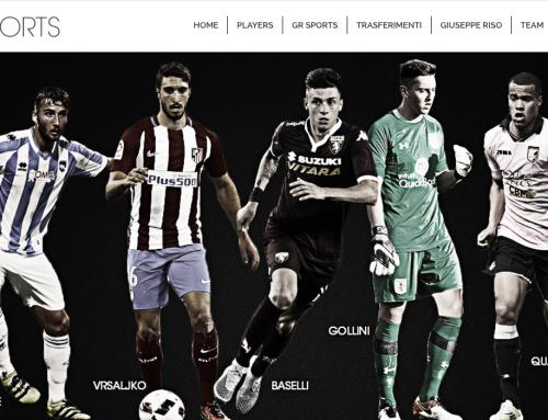 Digital Brand Communication Gr Sports Agency