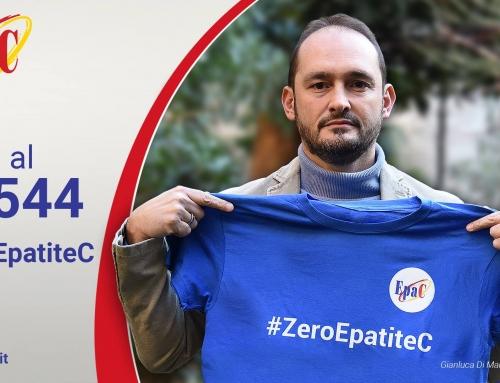 Gianluca Di Marzio per #ZeroEpatiteC