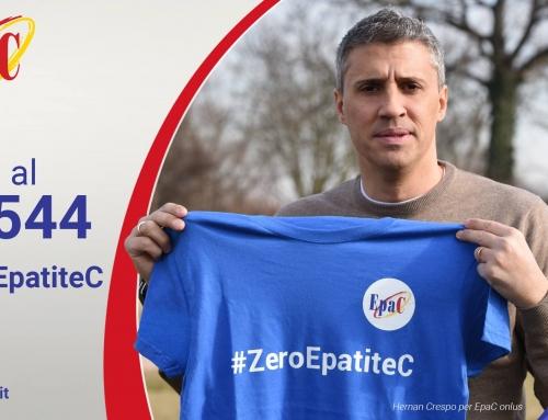 Crespo per #ZeroEpatiteC