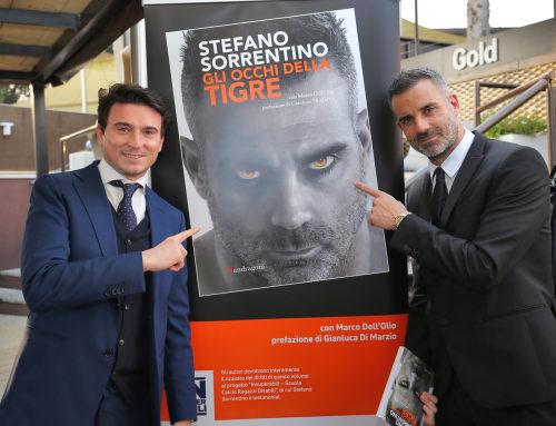 Comunicazione libro Stefano Sorrentino 'Gli occhi della Tigre'