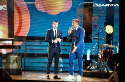 Florenzi MTV Awards