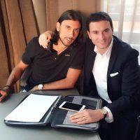 Max Sardella e Cristian Zaccardo